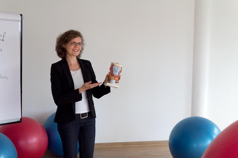 Sprecherziehung Ulm, Angelika Meyer